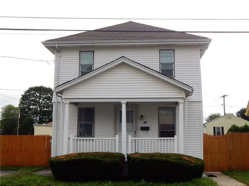 51 Adams ST, North Providence, RI 02904