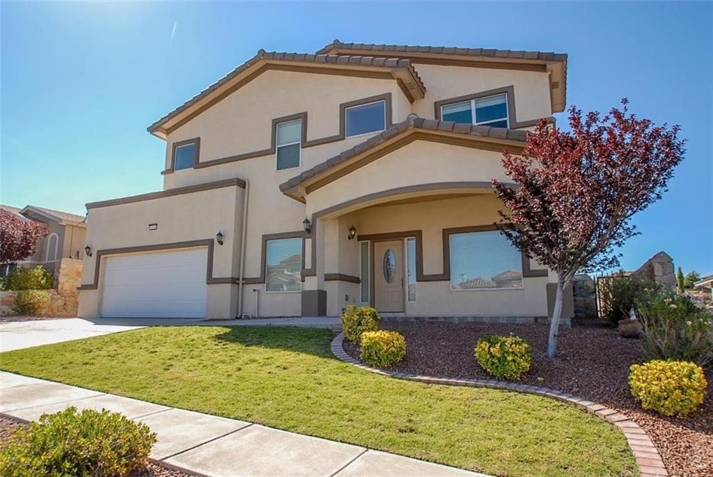 6316 Franklin Summit Drive, El Paso, TX 79912