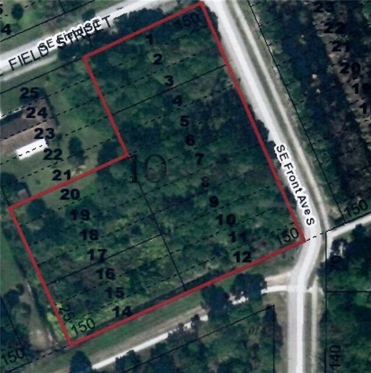 -0- SE SE Field St & SE Front Ave SE, Stuart, FL 34997