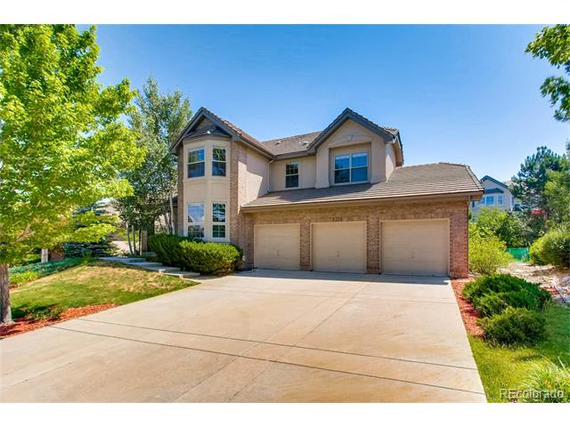 9334 E Hidden Hill Court, Lone Tree, CO 80124