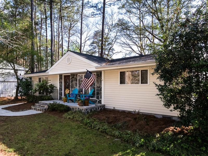 3843 Captain Drive, Atlanta, GA 30341