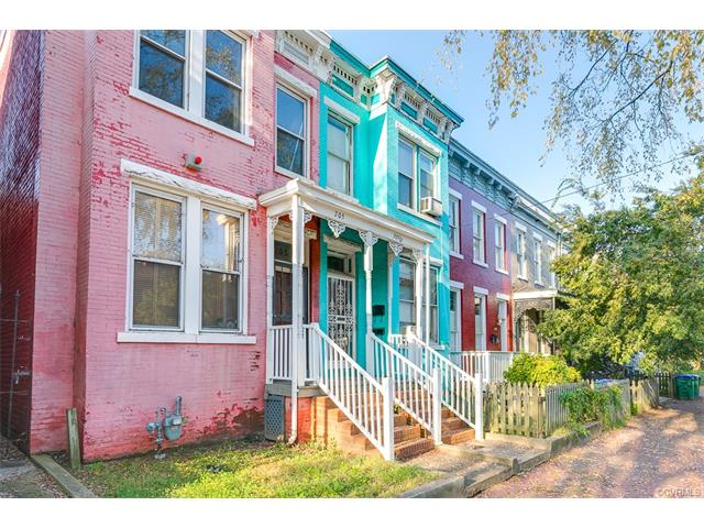 705 W Clay Street, Richmond, VA 23220