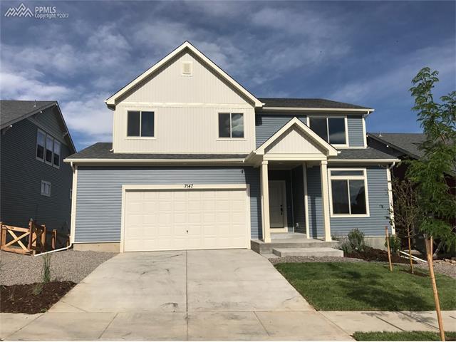 7147 Snowbell Drive, Colorado Springs, CO 80927