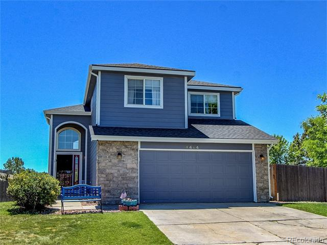 4464 Meyers Court, Castle Rock, CO 80104