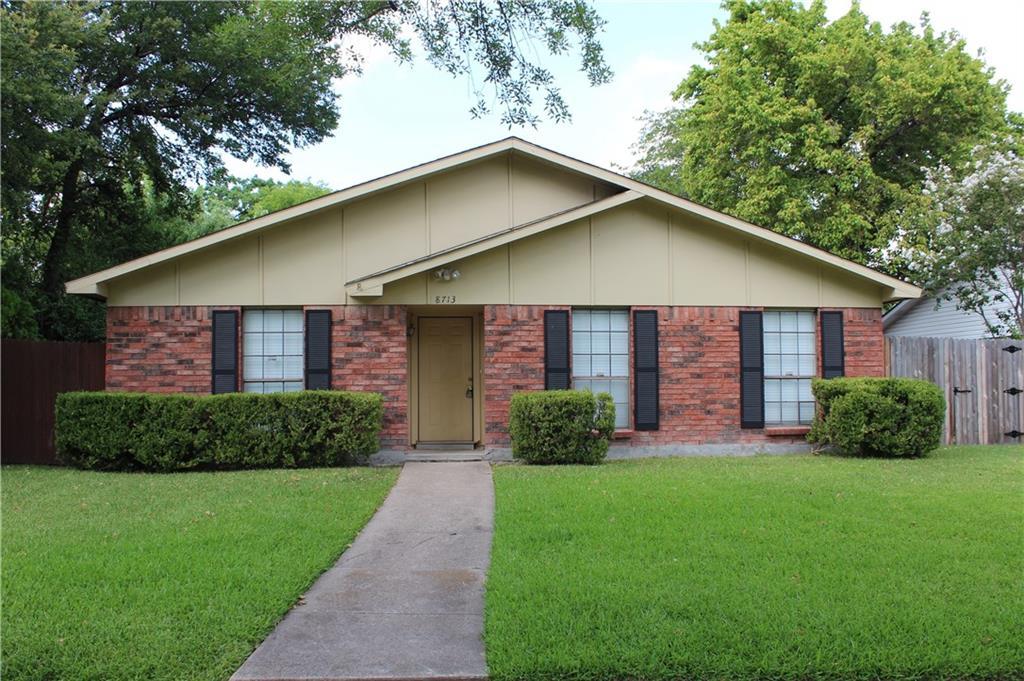 8713 Willowbrook Drive, Rowlett, TX 75088
