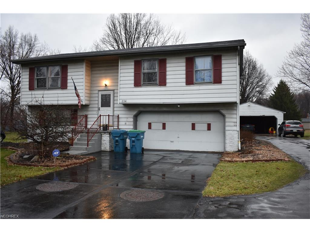234 E Liberty St, Youngstown, OH 44505