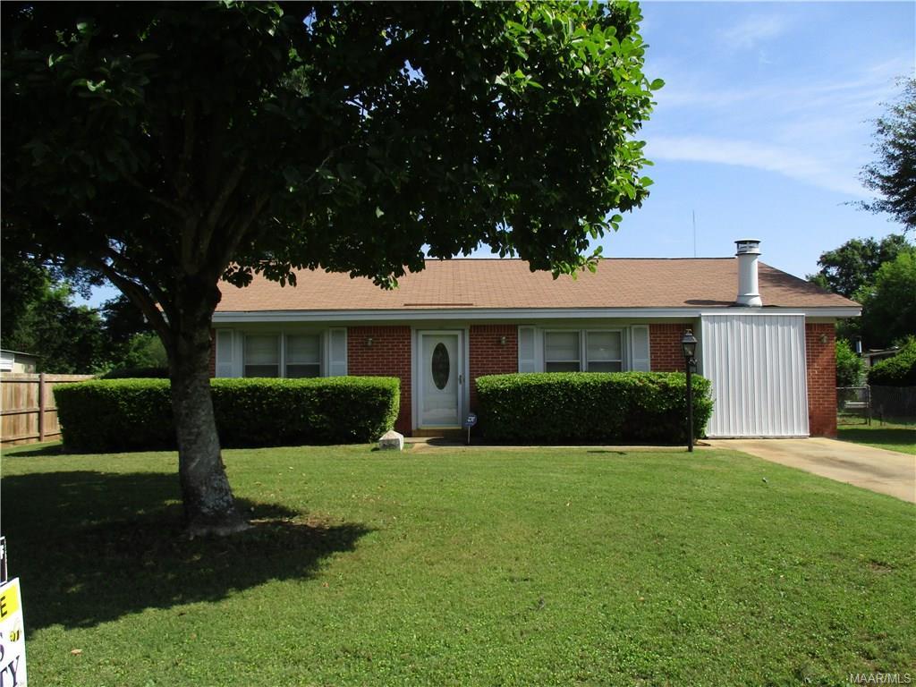 5821 Pinebrook Drive, Montgomery, AL 36117
