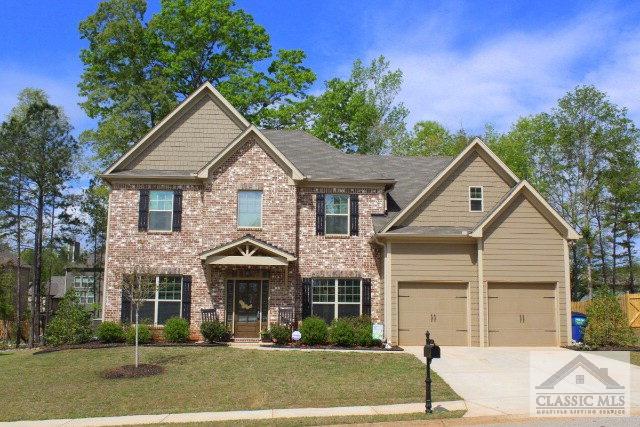 772 Hawkins Creek Drive, Jefferson, GA 30549
