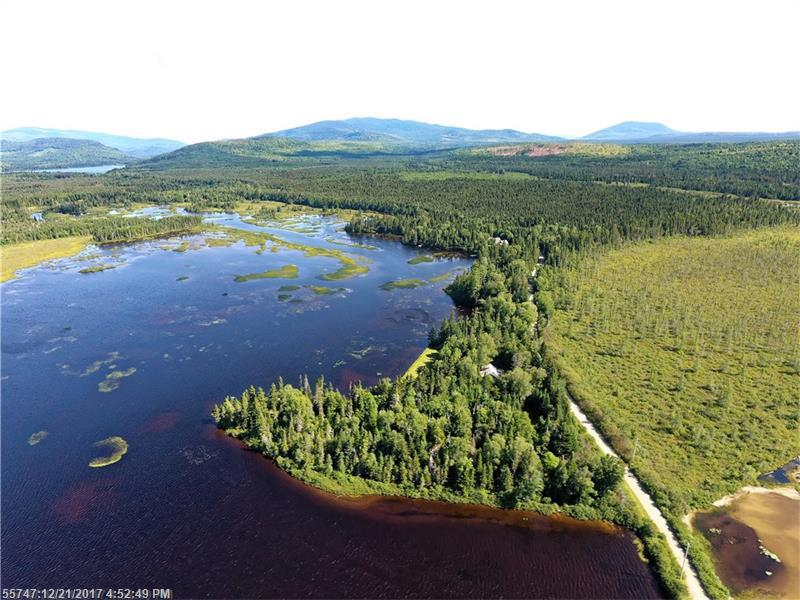 1838 Kennebago River RD , Stetsontown Twp, ME 04970