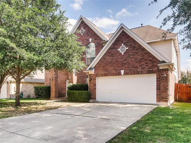 3807 Concord Dr, Round Rock, TX 78665