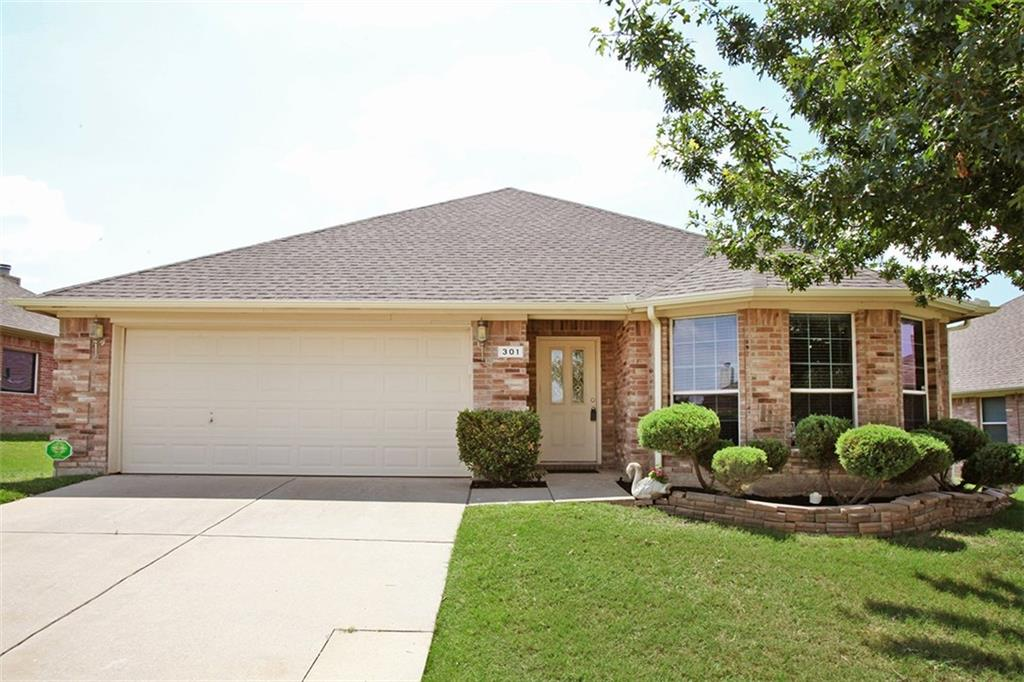 301 Mustang Trail, Celina, TX 75009
