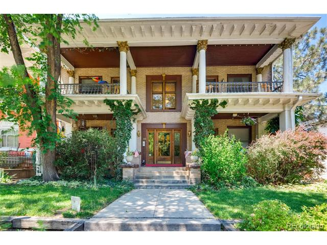 1421 N Gilpin Street 10, Denver, CO 80218