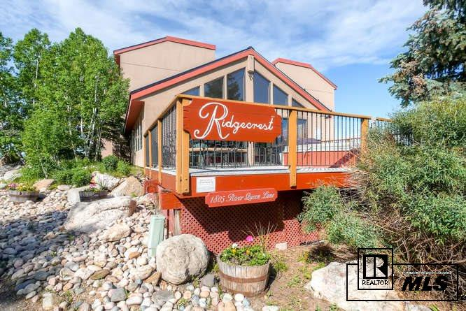 1805 River Queen Lane, Steamboat Springs, CO 80487