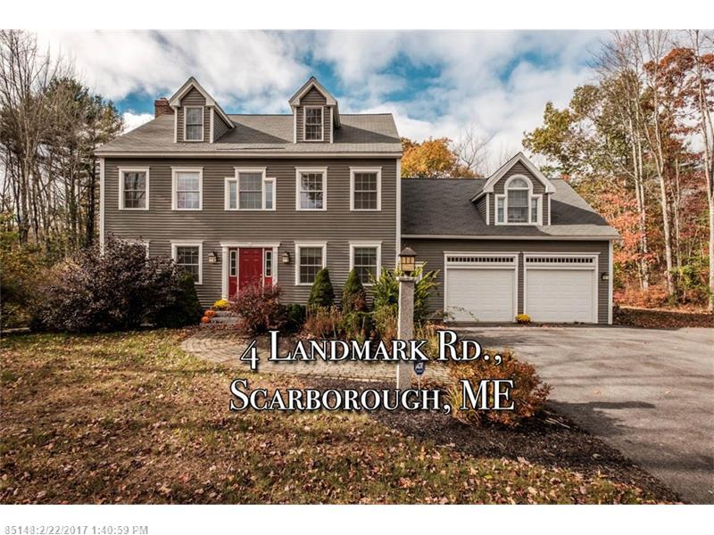 4 Landmark RD , Scarborough, ME 04074