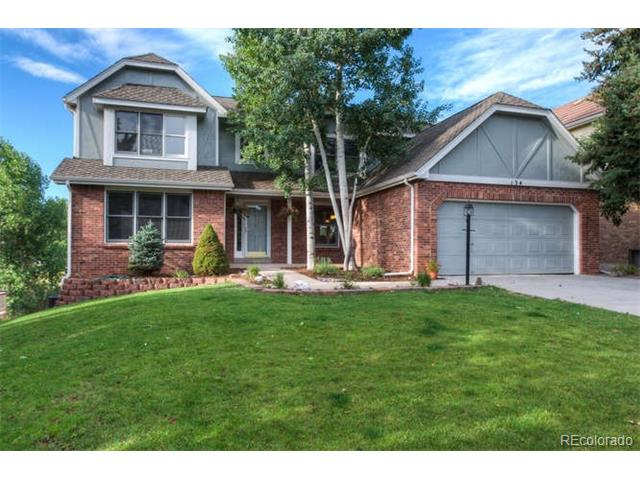 134 Willowleaf Drive, Littleton, CO 80127