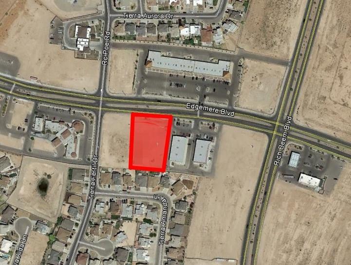 12810 Edgemere Boulevard, El Paso, TX 79938