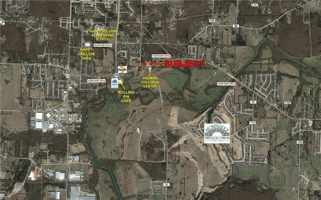 Huntsville & Stonebridge RD, Fayetteville, AR 72701