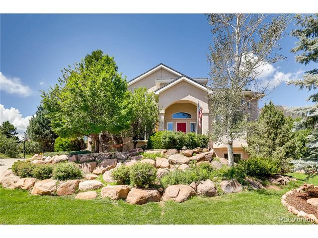 8430 Lauralwood Lane, Colorado Springs, CO 80919