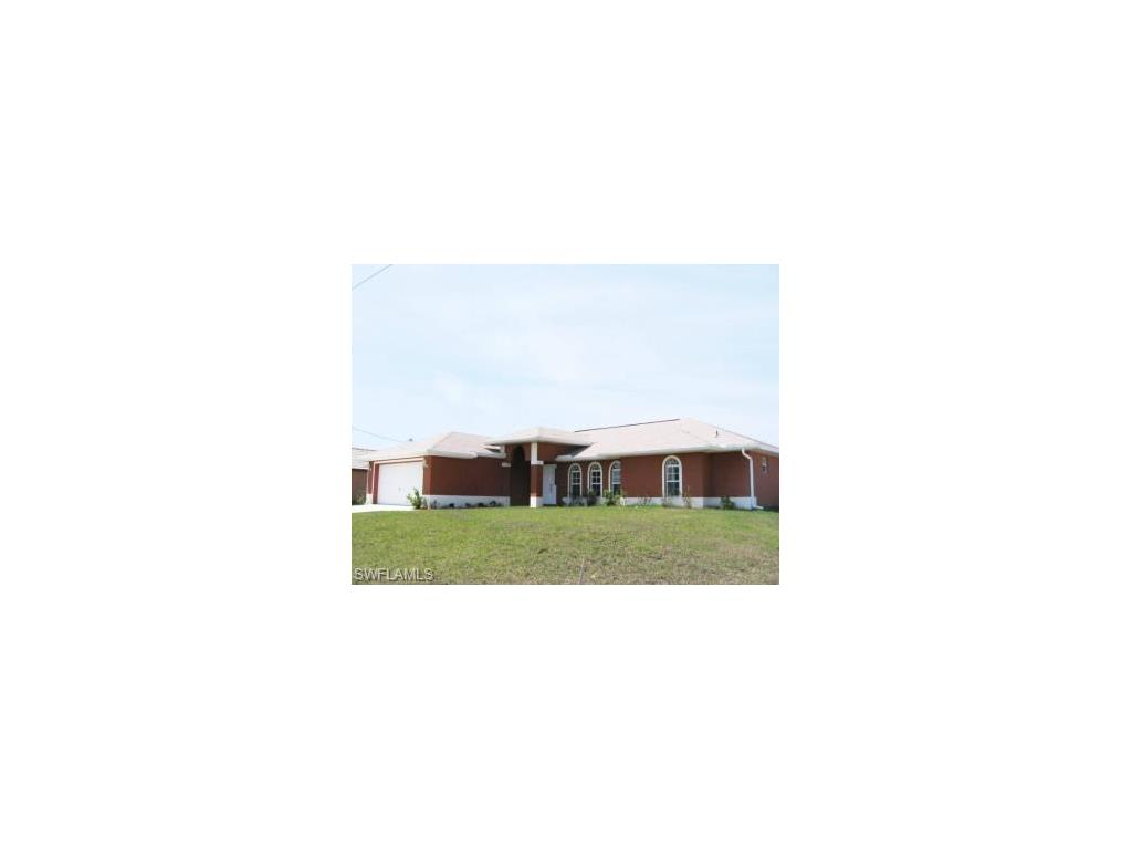 232 NW 32nd PL, CAPE CORAL, FL 33993