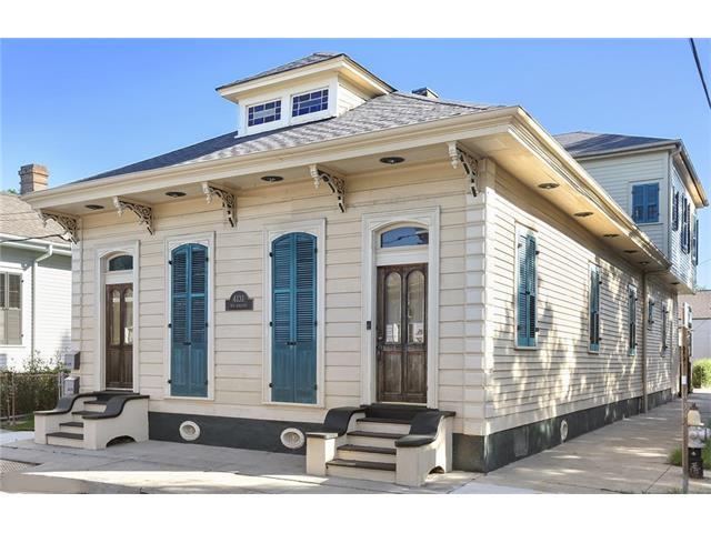 4129 BURGUNDY Street, New Orleans, LA 70117