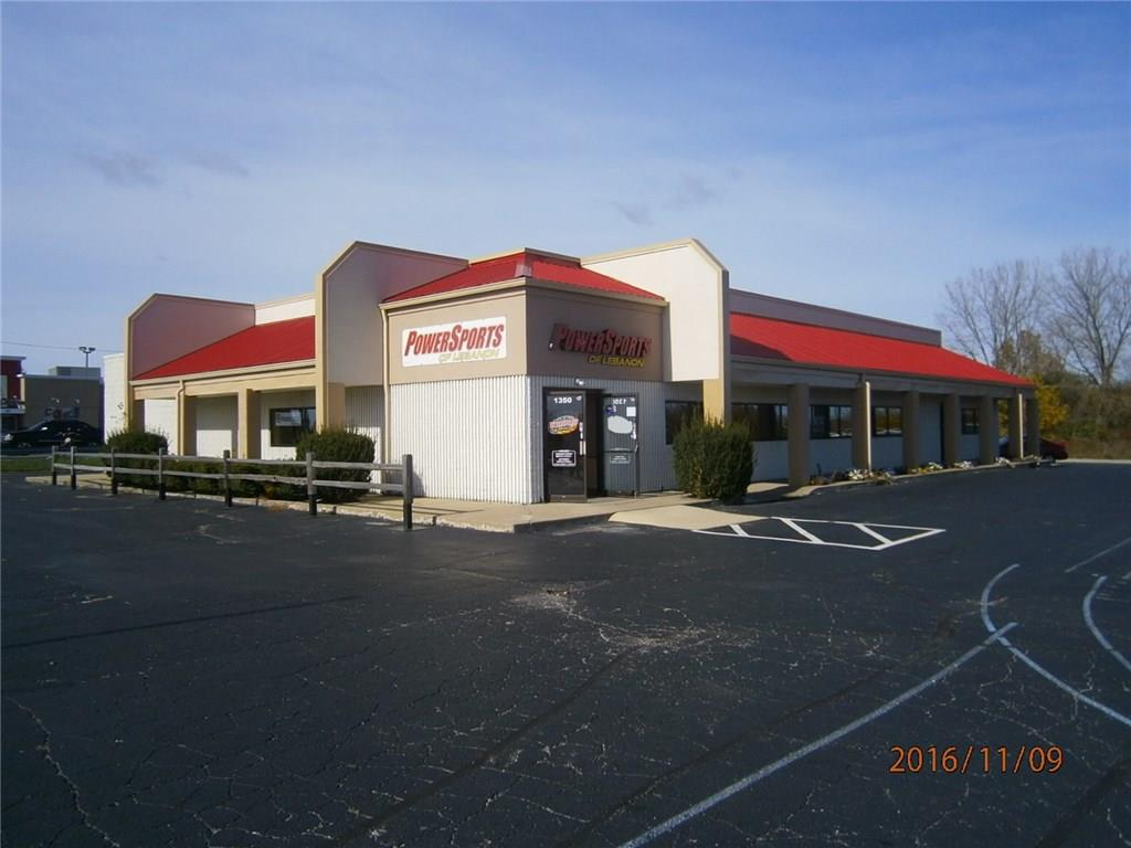 1350 W State Road 32, Lebanon, IN 46052