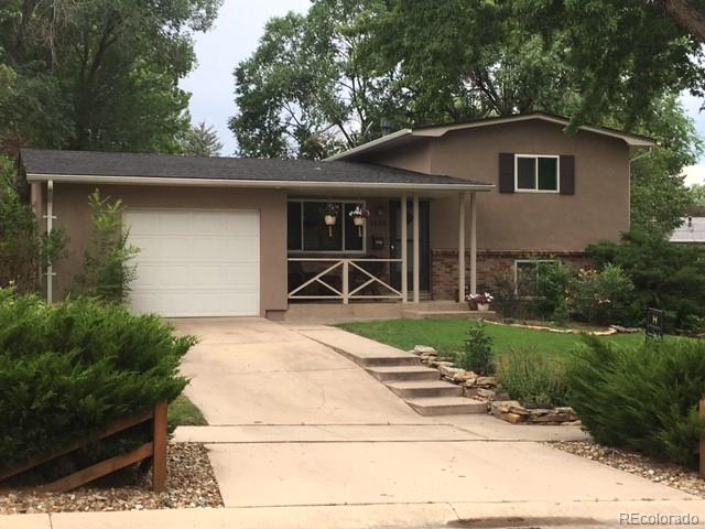 1418 Monteagle Street, Colorado Springs, CO 80909