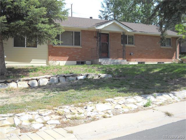 201 Ash Avenue, Castle Rock, CO 80104