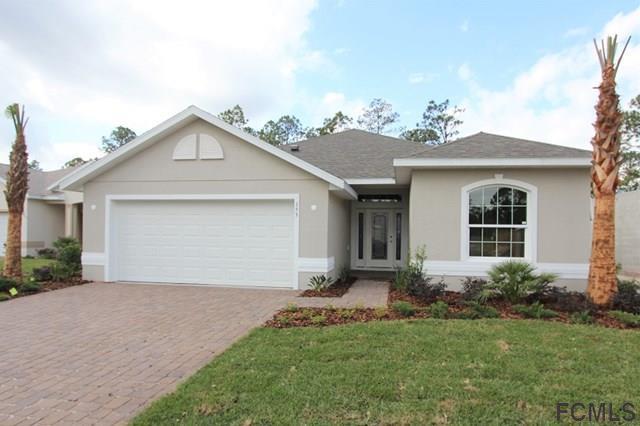 155 Park Place Circle, Palm Coast, FL 32164