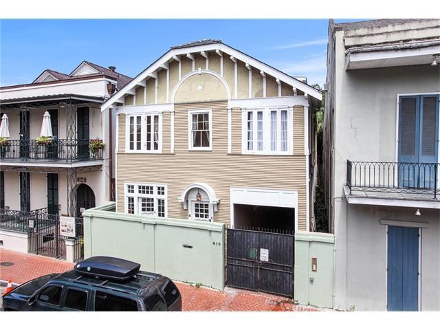 615 DAUPHINE Street, New Orleans, LA 70112