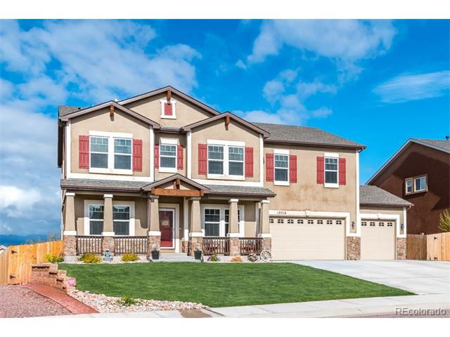 10716 McGahan Drive, Fountain, CO 80817