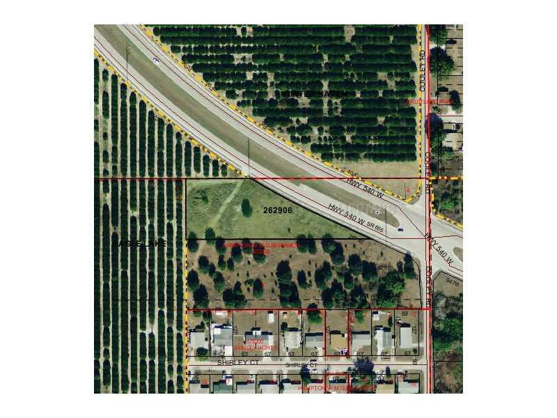 HWY 540 W., WINTER HAVEN, FL 33839