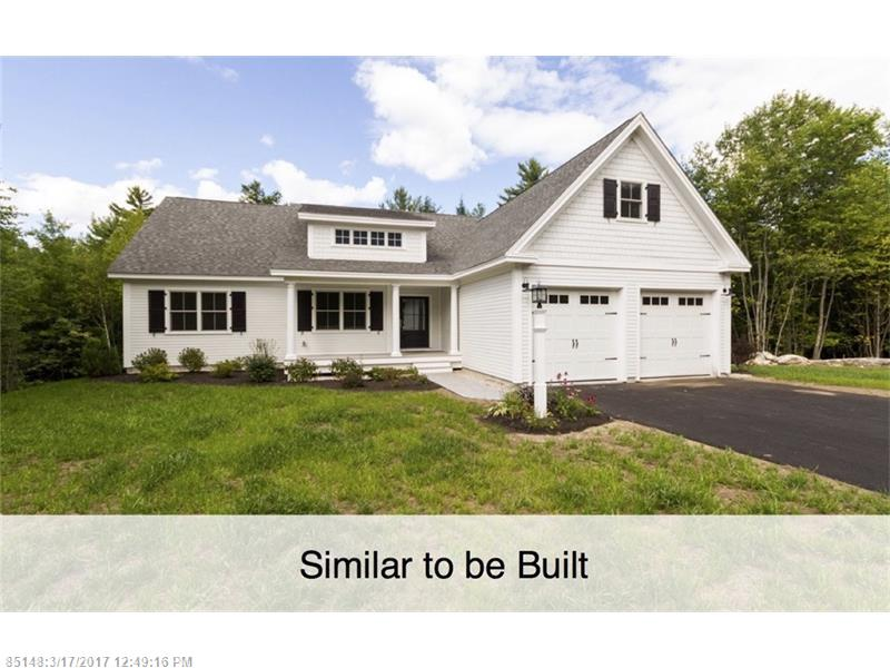33 South Ridge Road (Lot 16) , Falmouth, ME 04105