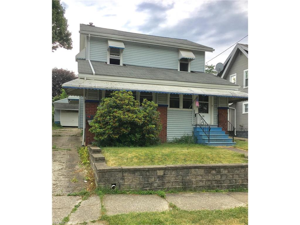 72 Palmetto Ave, Akron, OH 44301