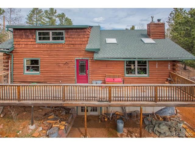 136 Sequoia Trail, Woodland Park, CO 80863