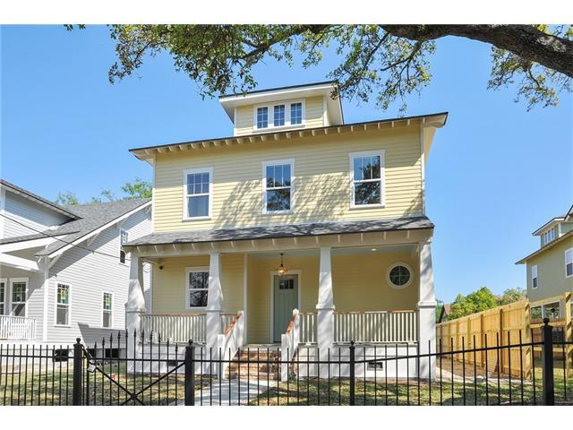 3121 TRAFALGAR Street, New Orleans, LA 70119