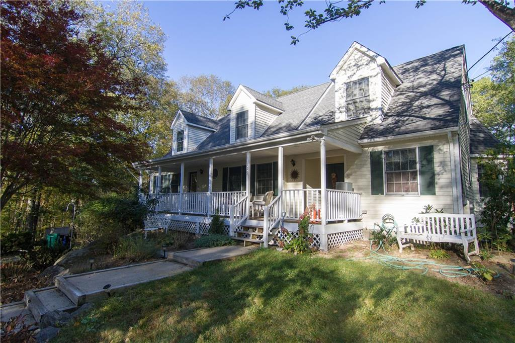 129 Rocky Hill RD, Scituate, RI 02857