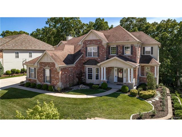 531 Woodcliff Heights Drive, Wildwood, MO 63011
