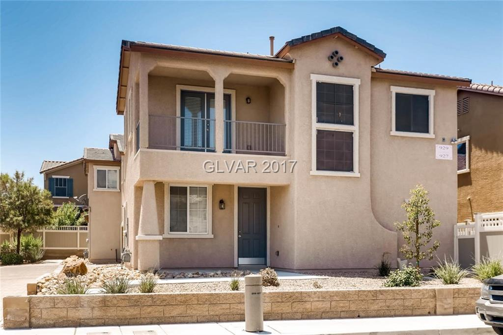 929 SABLE CHASE Place, Henderson, NV 89011