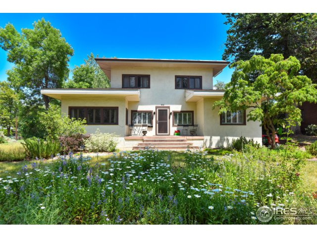 602 E Elizabeth St, Fort Collins, CO 80524