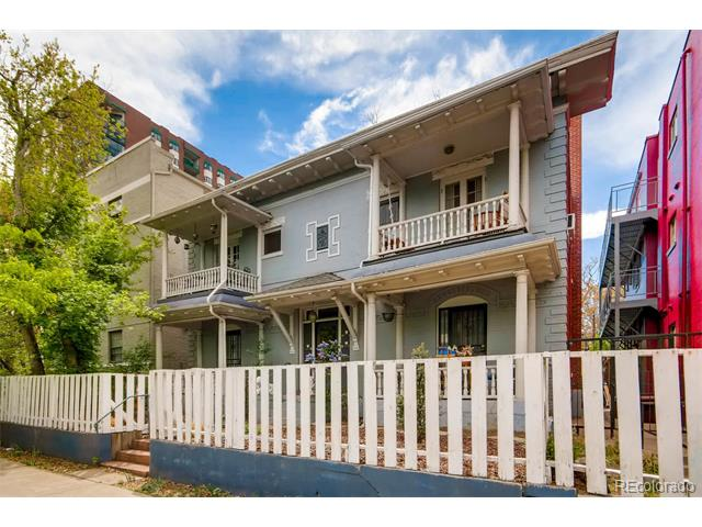 1209 Pearl Street 4, Denver, CO 80203