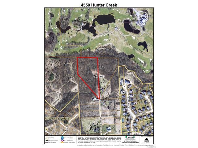 4550 Hunter Creek LN, Oakland Twp, MI 48306