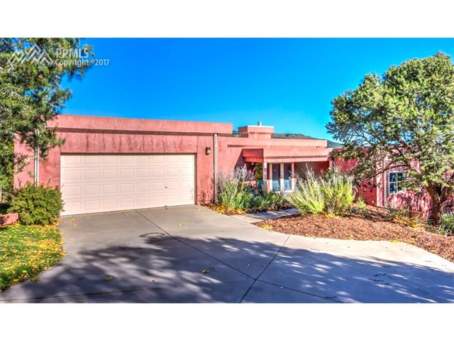 1385 Indian Oaks Place, Manitou Springs, CO 80829