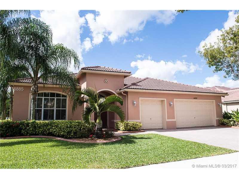 4897 Citrus Way, Cooper City, FL 33330