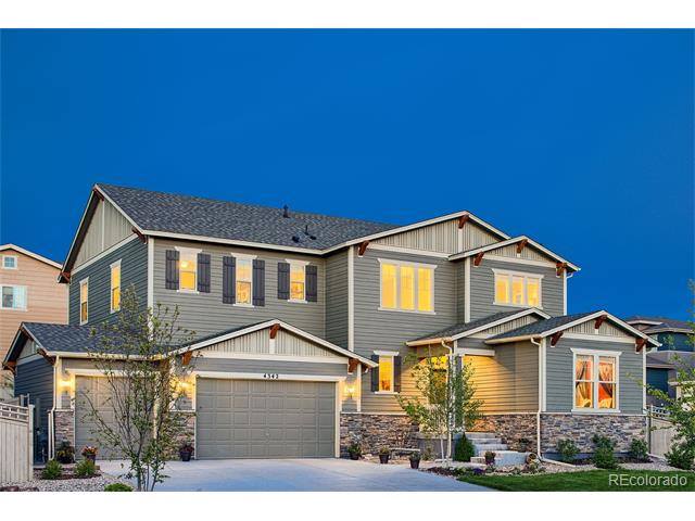 4342 Manorbrier Court, Castle Rock, CO 80104