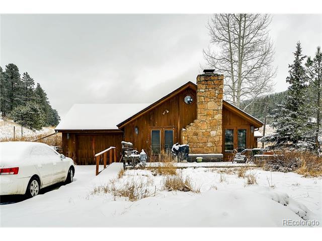 34464 Upper Bear Creek Road, Evergreen, CO 80439