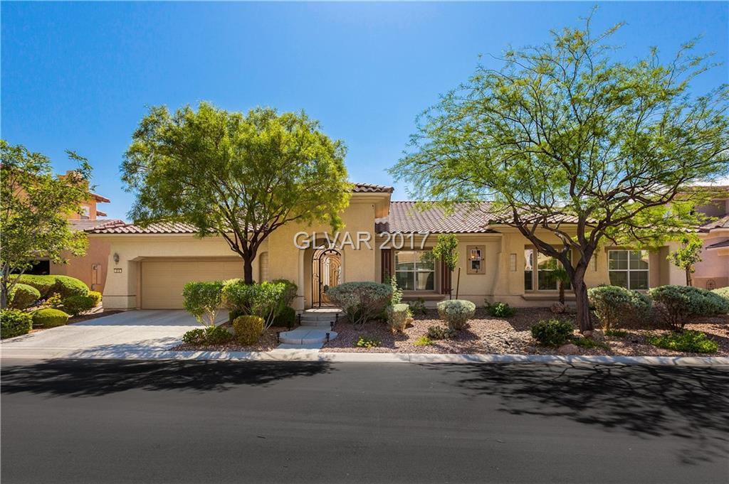 212 VILLA BORGHESE Street, Las Vegas, NV 89138