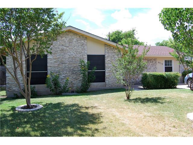 6712 Modesto St #A, Austin, TX 78757