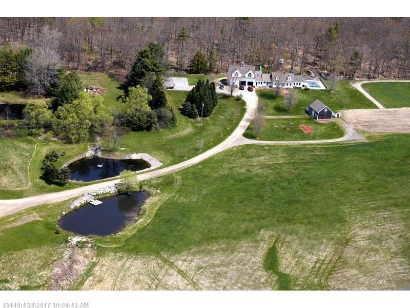 850-A Wiscasset RD , Pittston, ME 04345