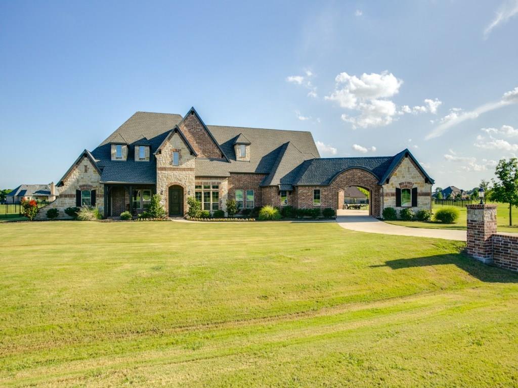 1007 N Bluffview Drive, Lucas, TX 75002