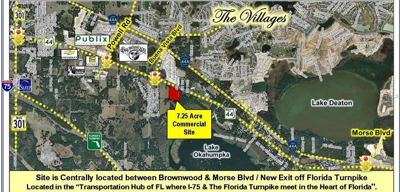 E SR 44, WILDWOOD, FL 34785